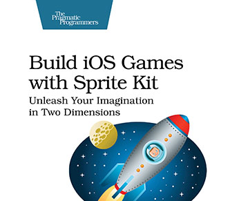 Book cover for Building iOS Games with Sprite Kit